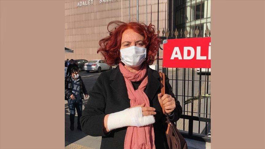 Bakırköy Belediyesi binasında darbedildiğini iddia eden kadın suç duyurusunda bulundu